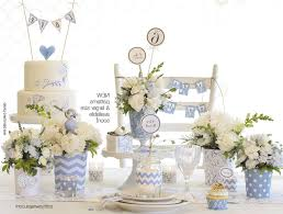 ideas for baby shower decorations for tables baby shower table