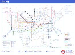 Tube Map London Standard Tube Map London Evenakliyat Biz