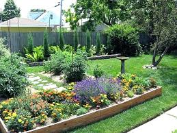 Slope Landscaping Ideas For Backyards Slope Landscaping Ideas Rock Garden With Perennials Slope