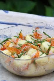 salicorne cuisine salade de pomme de terre au haddock et salicorne by acb 4 you