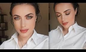 everyday work makeup tutorial