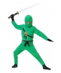 Kids Army Halloween Costume Kids Green Ninja Costume Kids Halloween Costumes