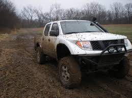 nissan xterra lifted off road off road a bit nissan frontier forum