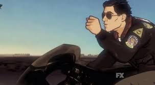Archer Danger Zone Meme - archer season 5 trailer top gun spoof with danger zone by kenny