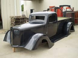 Vintage Ford Truck Body Parts - custom gts fiberglass u0026 design