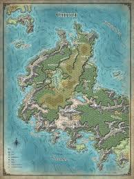 Pathfinder World Map Chult Forgotten Realms Wiki Fandom Powered By Wikia