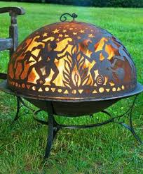 Firepit Screens Outdoor Fireplaces Pits And Bowls