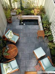 Patio Pictures Ideas Backyard Best 25 Small Backyard Patio Ideas On Pinterest Small Backyard