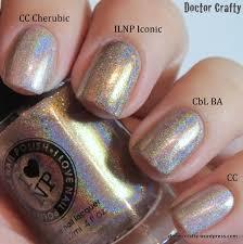 i love nail polish iconic doctor crafty