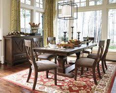 two tone marsilona dining room ashley furniture home wishlist