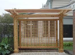 Build A Trellis by How To Build Trellis Plans U2013 Outdoor Decorations
