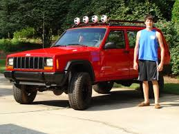 red jeep cherokee red jeep xj club