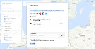Germany Google Maps by How To Use Google My Maps To Plan Your Next Road Trip