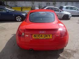 audi tt quattro 180 bhp stunning red coupe 6 speed manual fsh full