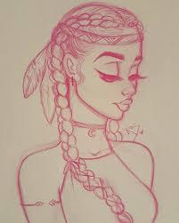 the 25 best cute drawing ideas on pinterest cartoon girls