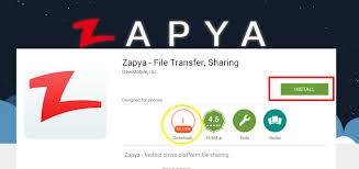 zapya free apk zapya apk v4 8 direct for android pc