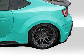 subaru brz body kit 109037 2013 2016 scion fr s subaru brz duraflex 86 r wide body
