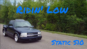 slammed s10 s10 ridin u0027 low youtube