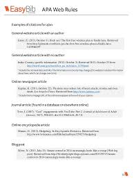collection of solutions how to cite a government website in apa