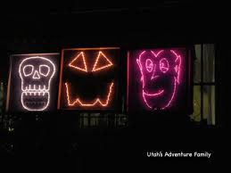 Light Show Halloween Monster Radio Utah Halloween Light Show Utah U0027s Adventure Family
