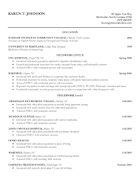 sample occupational therapy resume assistant occupational therapy assistant resume perfect occupational therapy assistant resume medium size perfect occupational therapy assistant resume large size