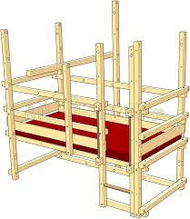 loft bed adjustable by age billi bolli kids u0027 furniture