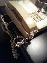 Comfort Suites Denver International Airport Phone Cords Unbelievably Tangled Together Picture Of Ramada