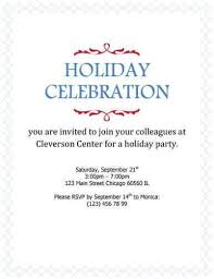 company party invitation templates 15 party invitations excel pdf
