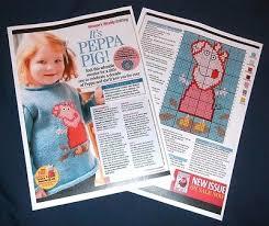 peppa pig jumper knitting pattern free download google