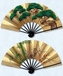 held paper fans japanese folding paper fans floating fan fans