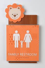 Ada Bathroom Sign Height by Best 25 Ada Restroom Ideas On Pinterest Shower Niche Diy