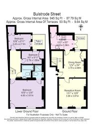 3 bedroom maisonette for sale in bulstrode street marylebone