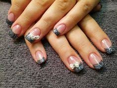 acrylic nails with bows 3d bows for nail enhancements