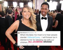 nick cannon explains covering mariah carey tattoo defends ex u0027s