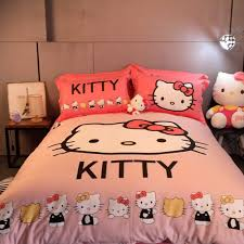 Hello Kitty Bedroom Set In A Box Bedroom Furniture Cute Room Designs Bedroom Designs Hello Kitty