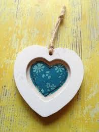 mini liberty heart christmas decoration by wildgoosedesigns all