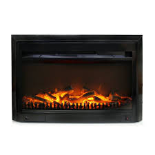 paramount ef 125 13 25 in electric retrofit fireplace insert