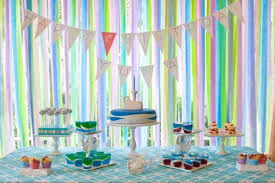 crepe paper streamers crepe paper decorations the celebration society decorating with