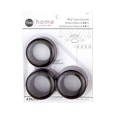 Dritz Home Decorative Nails Curtain Grommets 7 16