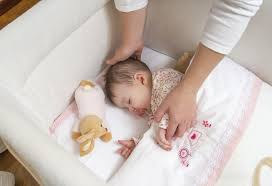 Baby Sleeping In A Crib by Sleep Tips For A 10 Month Old Baby Livestrong Com