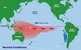 south america map equator noaa nasa scijinks what is el niño