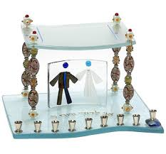 chuppah dimensions wedding gifts menorah