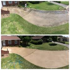 house washing and driveway cleaning