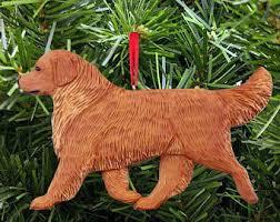 retriever ornament etsy