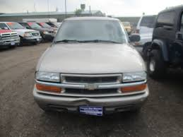 lexus in westminster co 2002 used chevrolet blazer 4x4 4dr great in snow at choice one