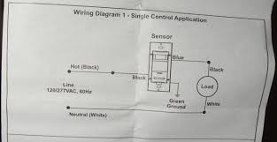pir sensor wiring diagram at occupancy gooddy org