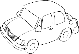 cars drawings black and white car drawings collection 42