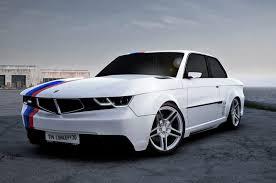 bmw concept car bmw e30 based tm concept30 concept cars diseno art