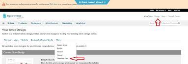 bigcommerce com templates editing alexdeveloper