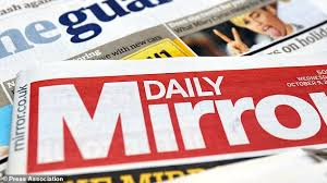 trinity talks to buy daily express still ongoing daily mail online